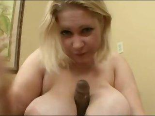 Blacked Blondie Samantha Anderson Gets Naughty