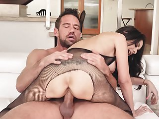 Sexual delight for the hot wives in scenes of dirty sexual relations