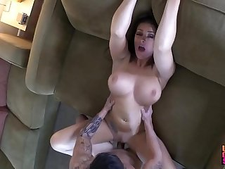 Creampied My Brother's Supremo Ass Wife