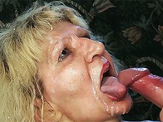 ugly 84 years old mom big dig up fucked