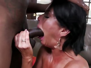 Older mature with big, hard Bristols knows how to cheat on her husband, without getting caught