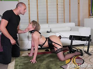 Fucking awesome virginal explicit Dee Williams gets fucked for wardship