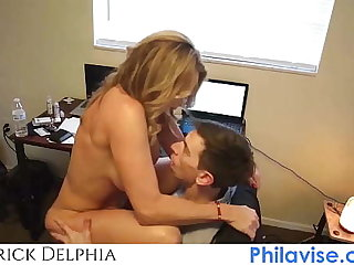 PATRICK DELPHIA-My step-mom came in while I was gaming