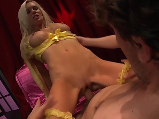 Adrianna Nicole - In A New Scene By