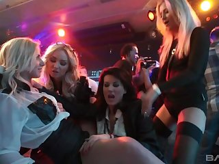 Dealings Orgy Party Sextasy Scene 1