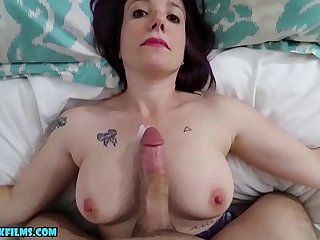 Son Blackmails Mom - Complete Series - Trade mark Day-Glo Cock Films