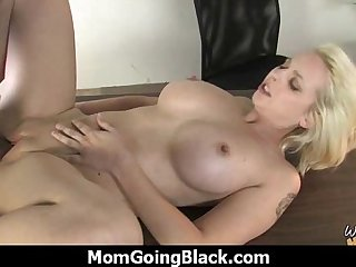 Beast black cock bangs my moms washed out pussy 24