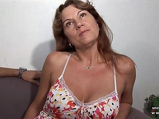 Casting amateur french squirt mom analyzed replicate penetrated and hard gangbanged